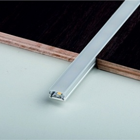 Профиль Juliano LED Tile Trim ALE803 Aluminium (3000мм)