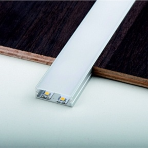 Профиль Juliano LED Tile Trim ALE815 Aluminium (3000мм)