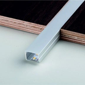 Профиль Juliano LED Tile Trim ALE806 Aluminium (3000мм)